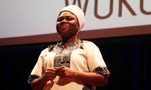 Marlyse Ashu Egbu