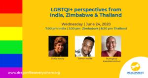 LGBTQI-Event Poster