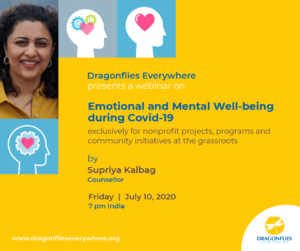 Emotional and Mental Well-Being during Covid-19