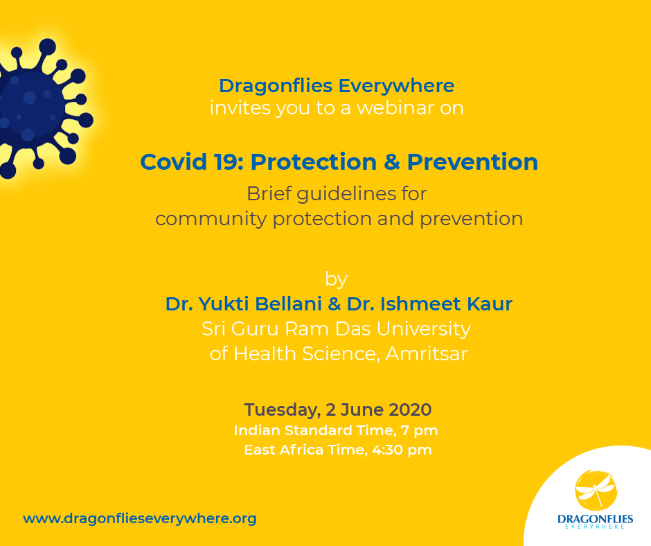 Covid-19 Brief guidelines for community protection and prevention