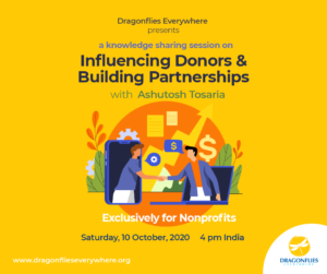 Influencing Donors and Building Partnerships
